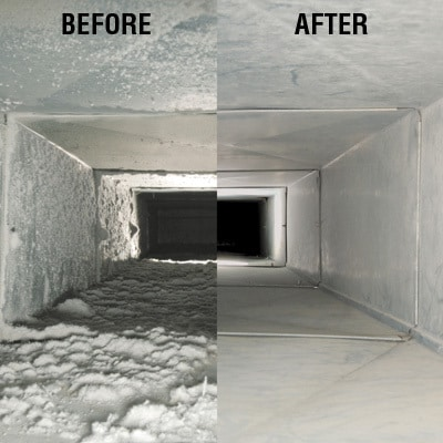 Professional air duct cleaning service Edwardsville, IL
