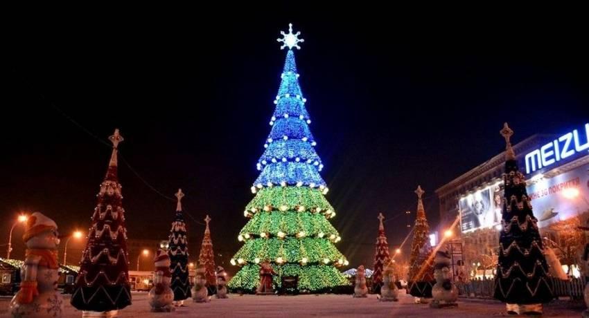 Харків готується до Нового року