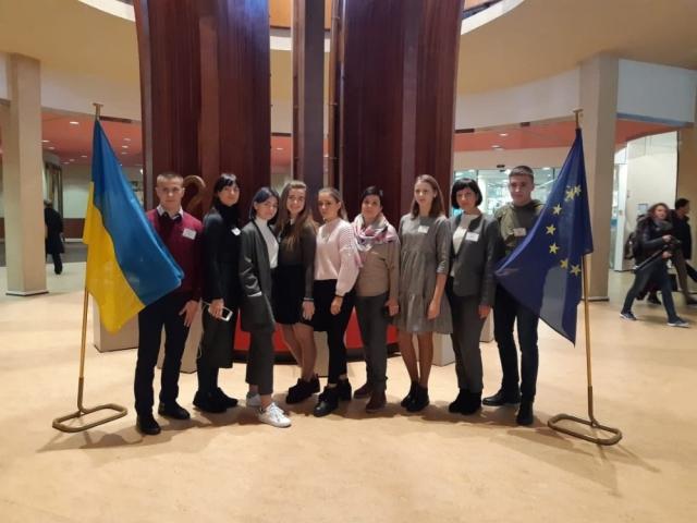Переможці Міжнародного телевізійного фестивалю «Дитятко» поїхали до Страсбургу