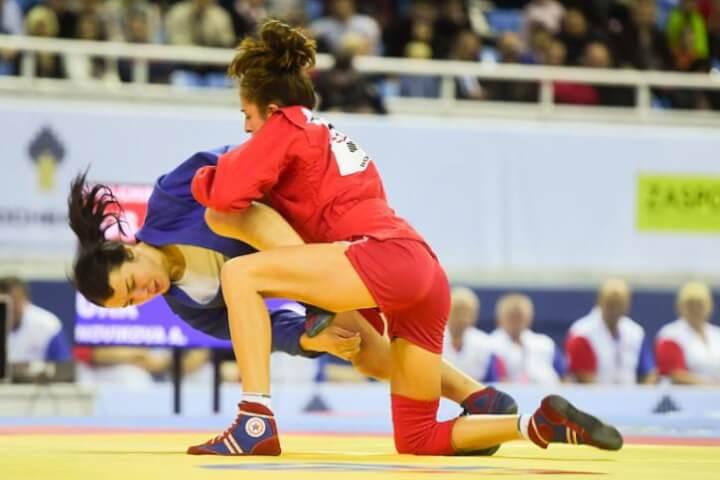 Харківські самбісти привезли медалі з Бухаресту