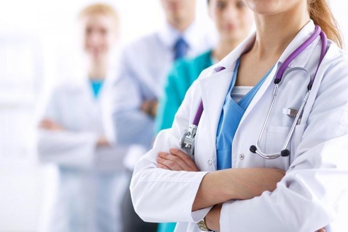 Ярмарок вакансій для студентів-медиків
