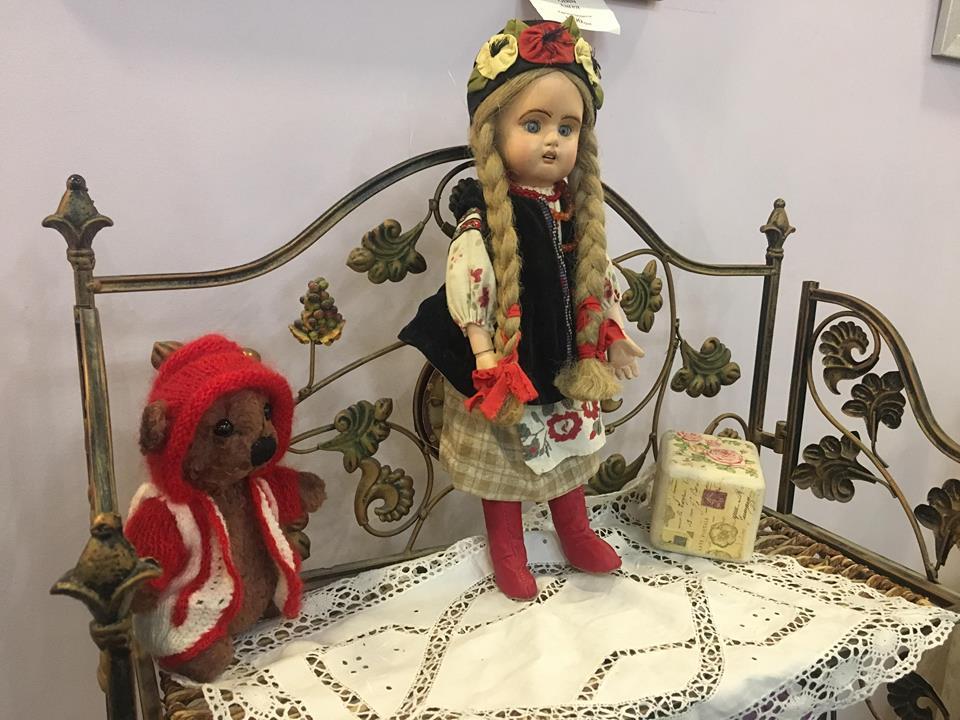 «Сезон ляльок» у виставочному центрі «Бузок»