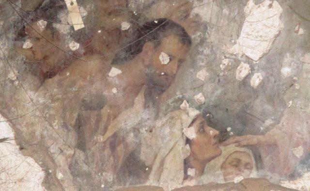 В промзоні Харкова виявили унікальні фрески