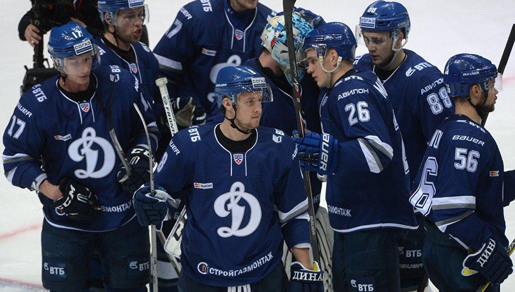 Харківський ХК «Динамо» готується до складного матчу