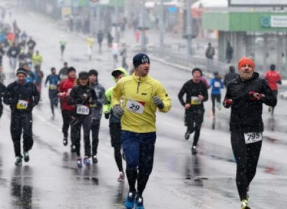 У Харкові готуються до березневого марафону
