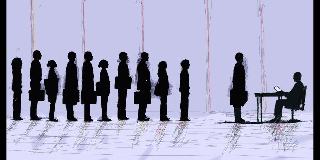 Експертні дані щодо кількості безробітних на Харківщині