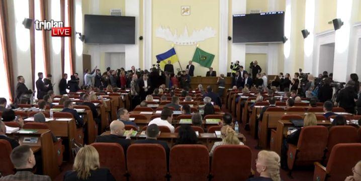 У Харкові пройшла сесія Харківської міської ради