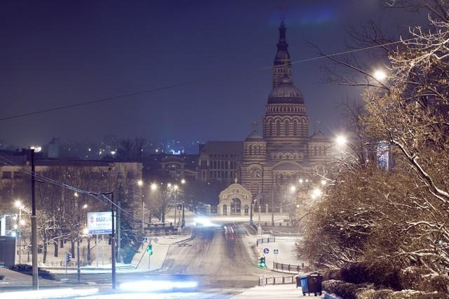 У Харкові знову піде сніг
