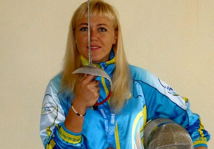 Харківська фехтувальниця завоювала дві медалі
