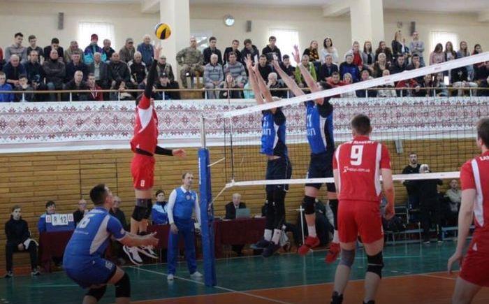 Харківські волейболісти завершили сезон на четвертому місці