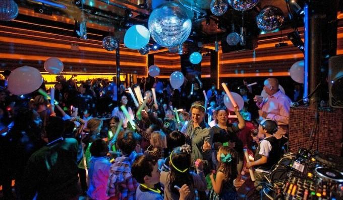 Благодійна вечірка Kids Night Party