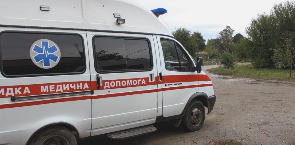 На Харківщині чоловік впав з даху водонапірної башти