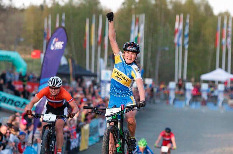 Харківські спортсменки успішно виступили на велогонках в Сербії