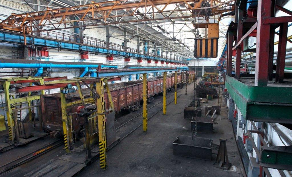 Панютинський вагоноремонтний завод потребує більш ефективного менеджменту