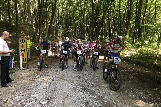 Юні харківські велосипедисти перемогли на чемпіонаті України