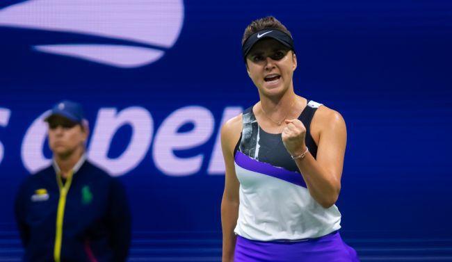 Харківська тенісистка успішно виступила на US Open