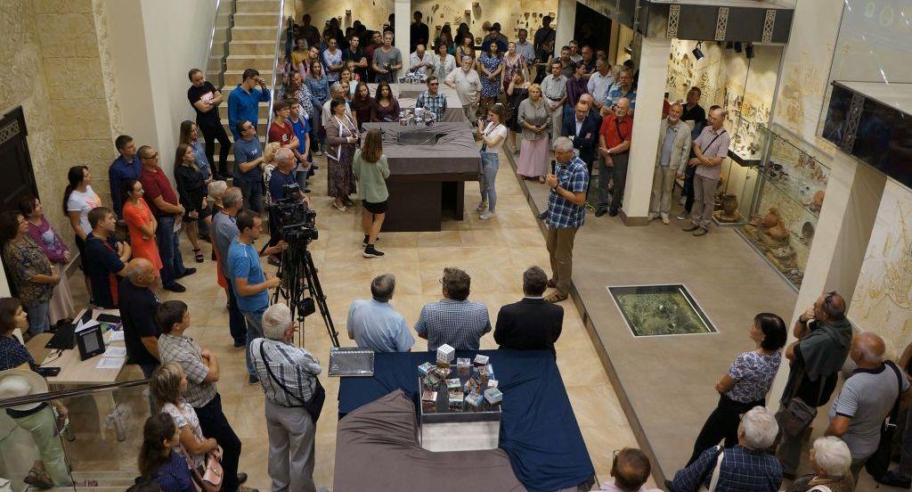 У Харкові відкрилась наукова виставка