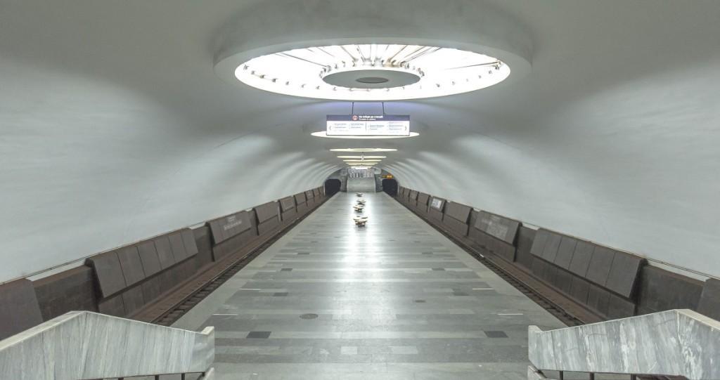 Станцію метро «Московський проспект» перейменували у станцію «Турбоатом»