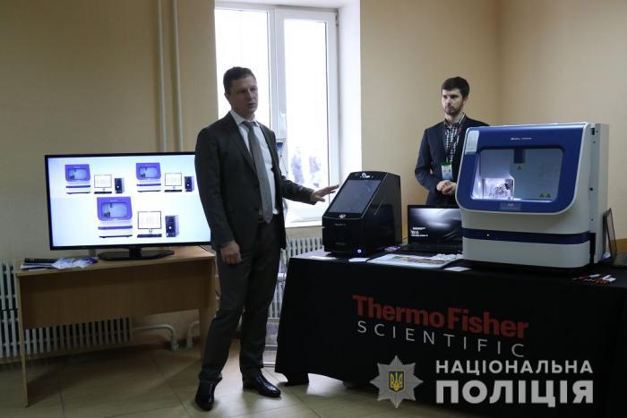 Харківські силовики активніше використовуватимуть ДНК-аналіз у криміналістиці