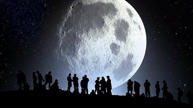 Студентів запрошують на віртуальну прогулянку Місяцем