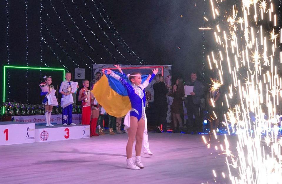 Відбувся етап Кубка світу з акробатичного рок-н-ролу