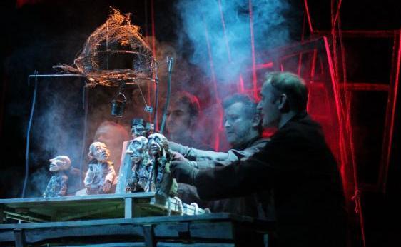 Харківський театр ляльок одержав премію міжнародного фестивалю