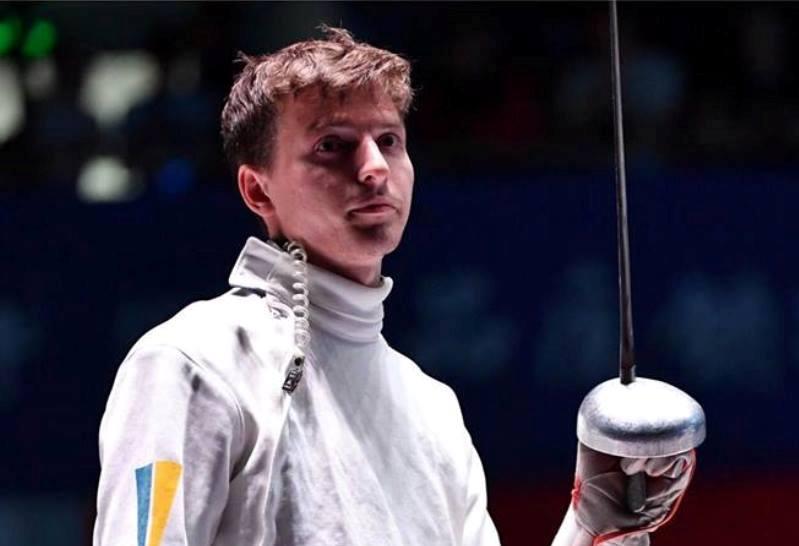 Харків'янин виборов бронзову медаль Кубка світу з фехтування