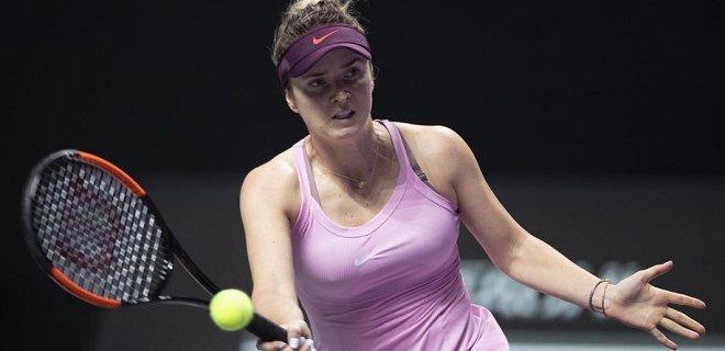 Світоліна здобула третю перемогу на Підсумковому турнірі WTA