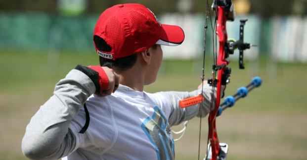 Харків'яни вибороли медалі на турнірі зі стрільби з лука