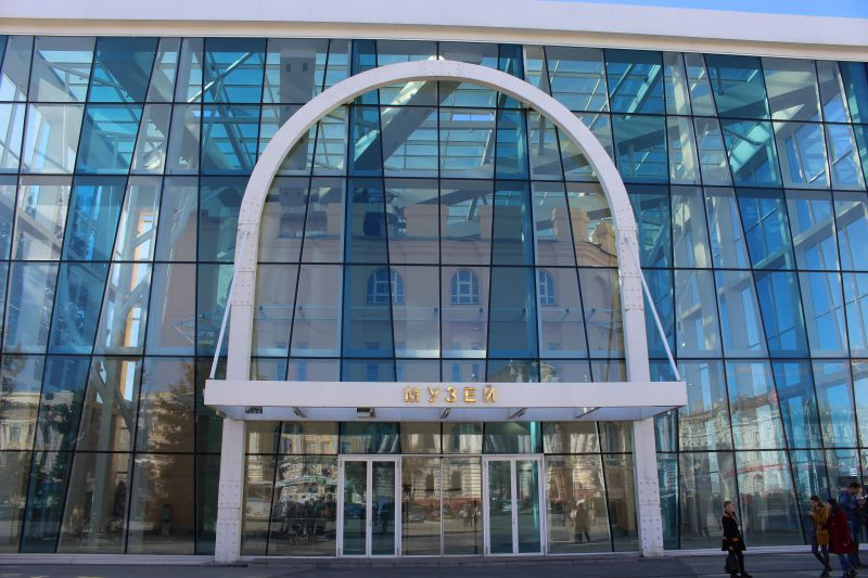 До 24 січня Харківський Історичний музей можна відвідати безкоштовно