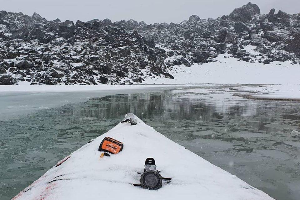 Харківський альпініст встановив світовий рекорд в Андах