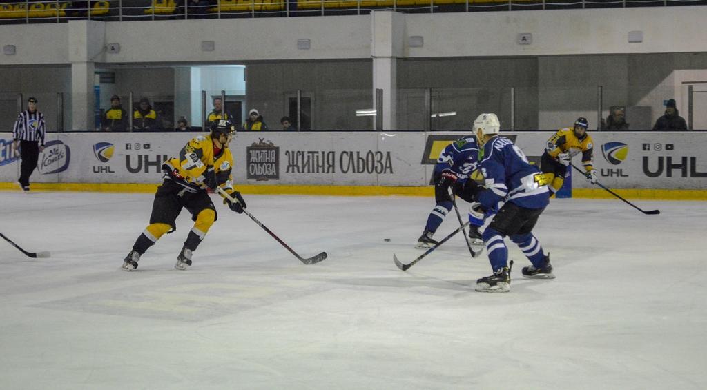Харківське «Динамо» розгромно програло у домашньому поєдинку
