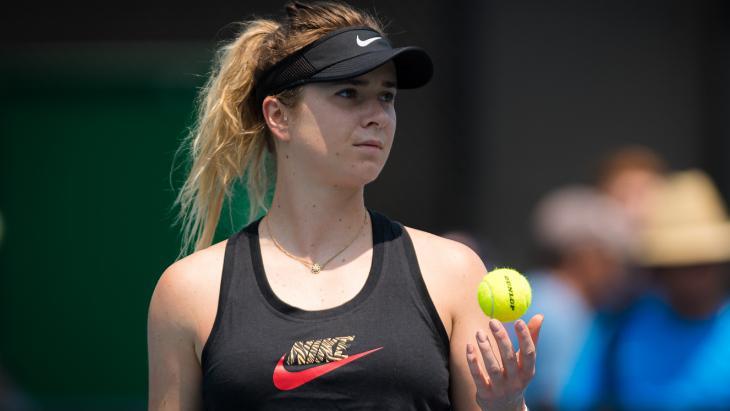 Еліна Світоліна програла молодій тенісистці на турнірі WTA
