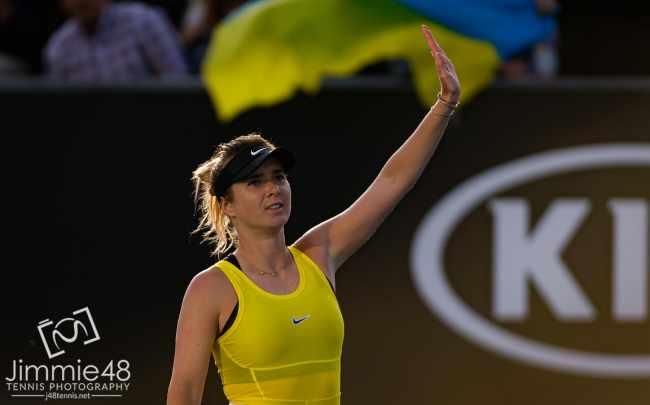 Еліна Світоліна на четвертому місці в рейтингу Жіночої тенісної асоціації