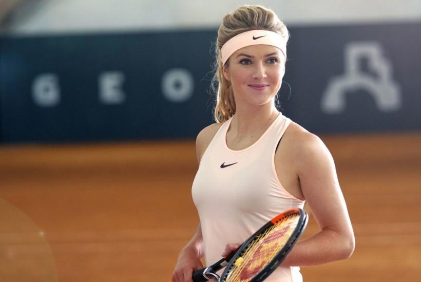 Еліна Світоліна готується до турніру у Таллінні