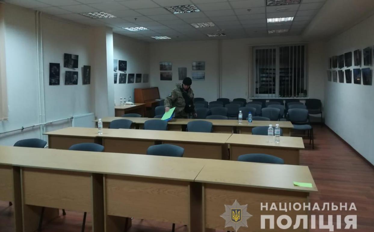 У Харкові «мінували» вищий навчальний заклад