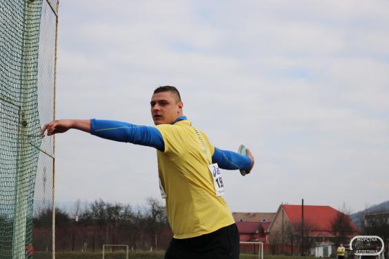 Микита Нестеренко став чемпіоном України в метанні диска