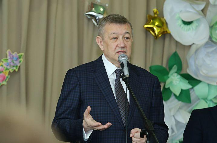 Сергій Чернов напередодні свята весни відвідав Красноградщину