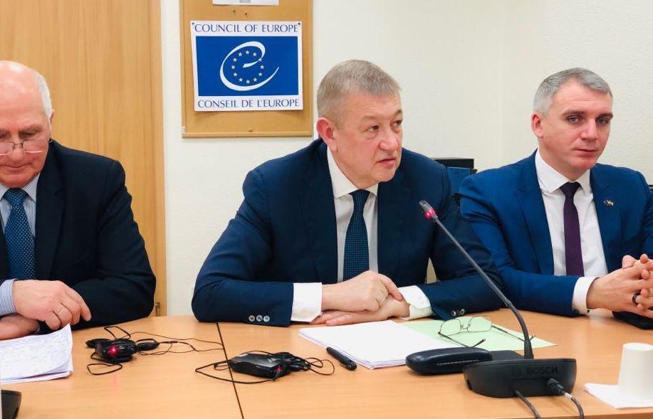 До України прибули представники моніторингової місії Ради Європи