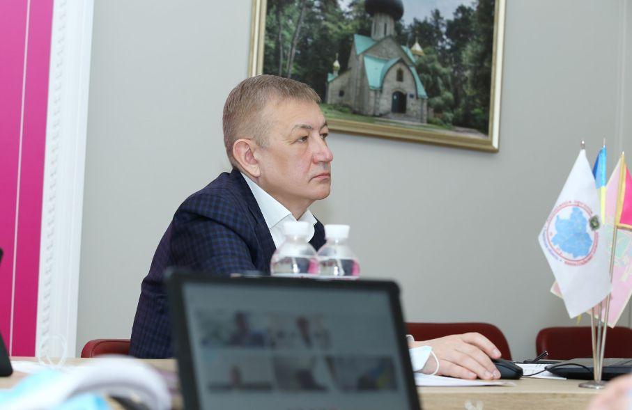 Сергій Чернов: Відсутність діалогу з регіонами свідчить про зворотній рух від децентралізації