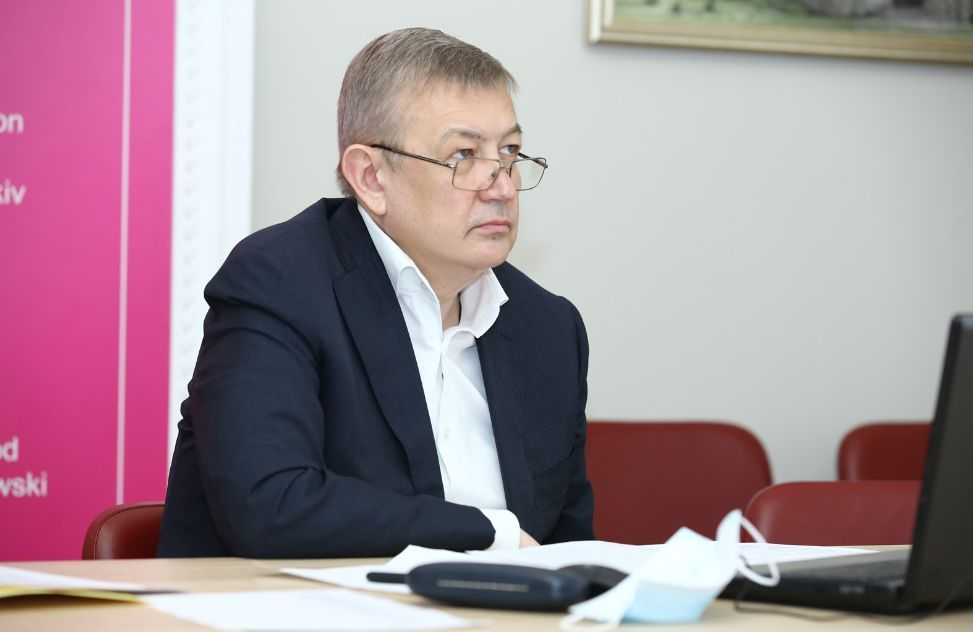 Сергій Чернов: Харківська область наполягає на семи укрупнених районах