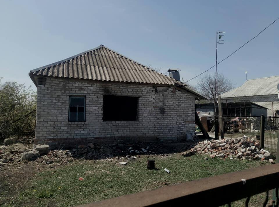 Під час пожежі дівчинка врятувала сім'ю