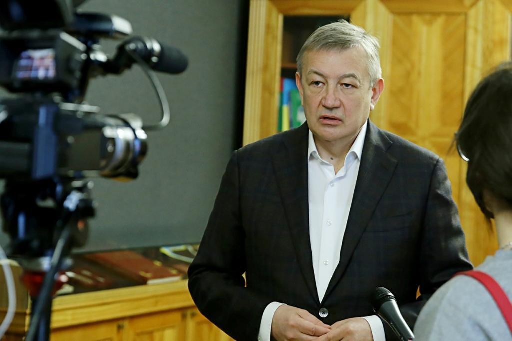 Сергій Чернов: Негайно маємо розробляти моделі підтримки малого й середнього підприємництва