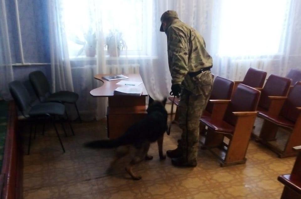 В сільраді на Харківщині шукали бомбу