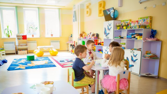 У Харкові готуються до відкриття дитячих садків