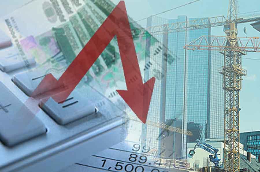 Економіка України на тлі пандемії скоротилася на 1,3%