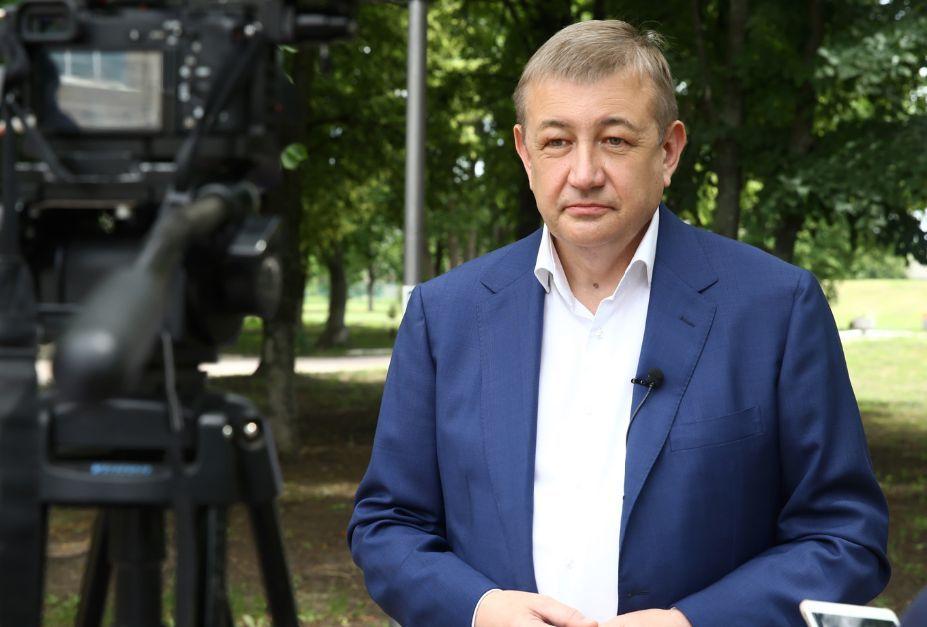 Сергій Чернов: рішення щодо реагування на зловживання у медичних закладах ухвалюватимемо виключно у рамках закону