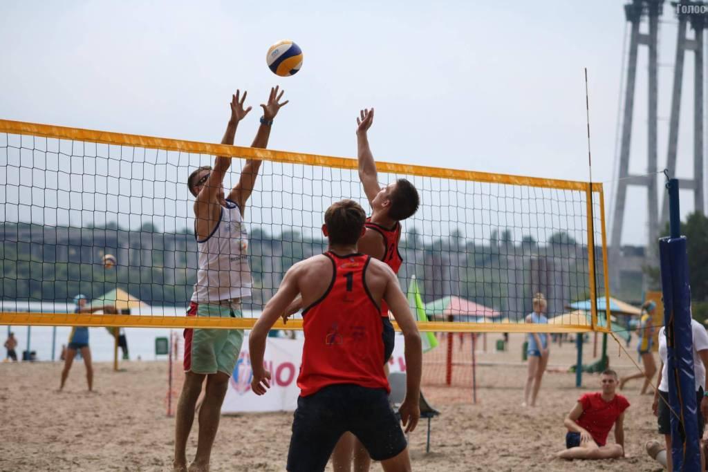 Збірна Харківської області здобула путівку наЄвро U-18 зпляжного волейболу