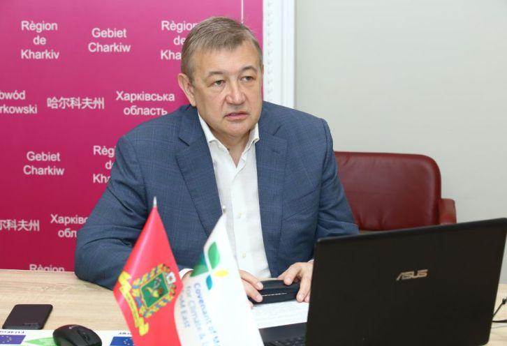 Сергій Чернов: Позитивний досвід проєктів Угоди мерів надає широкі можливості для громад