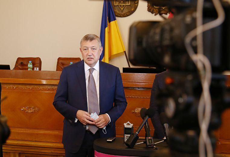 Сергій Чернов: Маємо знаходити додаткові ресурси для забезпечення потреб населення та розвитку регіону